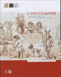 Jérôme Montchal - Le trait et le portrait - De Boucher à Camille Claudel : les plus beaux dessins du misée de Bar-le-Duc.