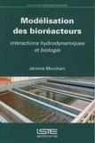 Jérôme Morchain - Modélisation des bioréacteurs - Interactions hydrodynamiques et biologie.