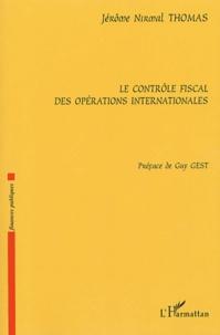 Alixetmika.fr Le contrôle fiscal des opérations internationales Image