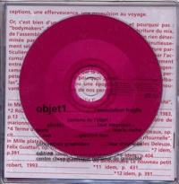 Openwetlab.it Objet 1. avec 1 CD Image