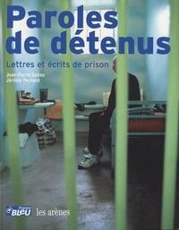 Paroles de détenus. Lettres et écrits de prison.pdf