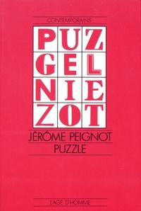 Jérôme Peignot - Puzzle.