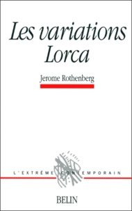Jerome Rothenberg - .