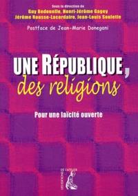 Jérôme Rousse-Lacordaire et  Collectif - .