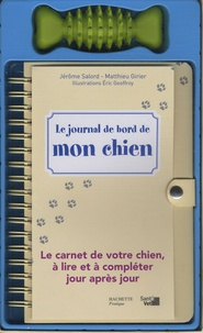 Rhonealpesinfo.fr Le journal de bord de mon chien - Avec un os en caoutchouc Image