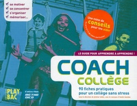 Jérôme Saltet - Coach College - 90 fiches pratiques pour un collège sans stress.