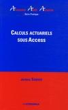 Jérôme Sander - Calculs actuariels sous Access. 1 Cédérom