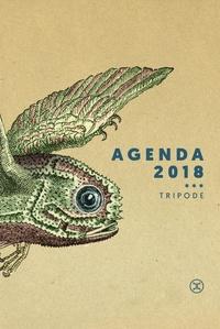 Jérôme Sans - Agenda tripode.