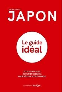 Jérôme Schmidt - Japon - Le guide idéal.