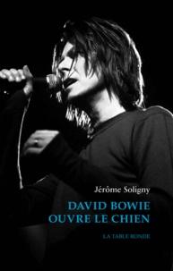 Jérôme Soligny - David Bowie ouvre le chien - Conférences à la Cité de la musique.