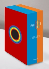 Jérôme Soligny - David Bowie - Rainbowman 1967-2016.