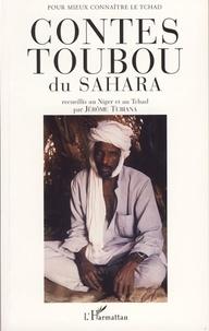 Jérôme Tubiana - Contes Toubou du Sahara.