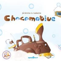 Jérômino et  Isabeille - La chocomotive.