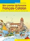 Jeroni Pérez i Faixeda et Joan-Lluis Lluis - Mon premier dictionnaire français-catalan en images.