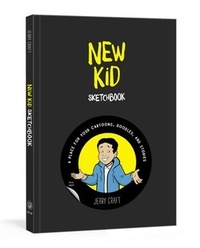 Jerry Craft - New Kid Sketchbook /anglais.