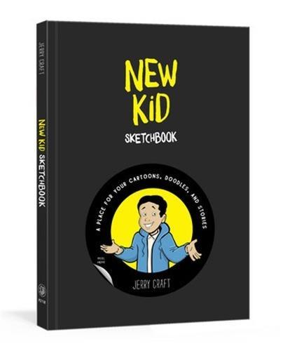 Jerry Craft - New Kid Sketchbook.