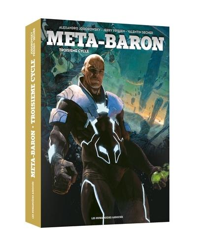 Jerry Frissen et Alexandro Jodorowsky - Meta-Baron Tomes 5 et 6 : Rina la Méta-Gardienne ; Sans-Nom le Techno-Baron - Coffret en 2 volumes.