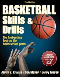 Jerry Krause et Don Meyer - Basketball Skill and Drills.