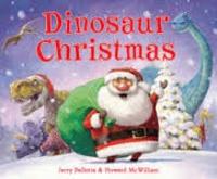 Jerry Pallotta et Howard McWilliam - Dinosaur Christmas.