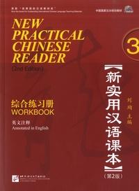 Jerry Schmidt - New Practical Chinese Reader 3 - Workbook. Textes en chinois et en anglais.