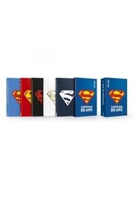 Jerry Siegel et Don Cameron - Superman  : Coffret 80 ans en 5 volumes.