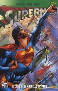 Jerry Siegel et Joe Shuster - Superman Tome 2 : Au coeur de la nouvelle Krypton.
