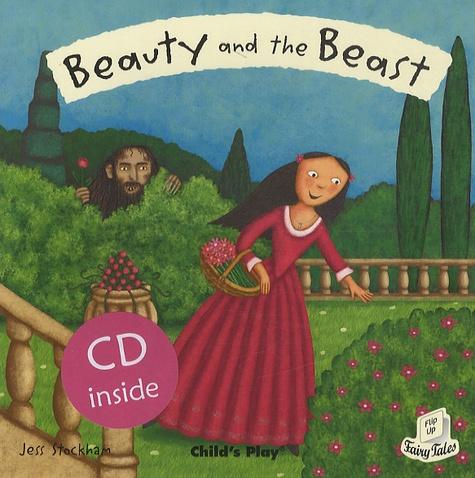 Jess Stockham - Beauty and the Beast. 1 CD audio