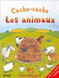 Jess Stockham - Cache-cache : Les animaux.