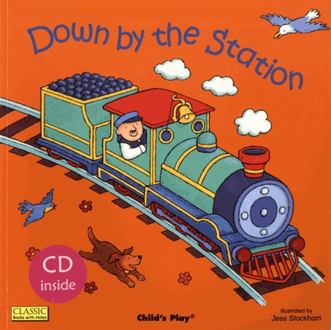 Jess Stockham - Down by the Station. 1 CD audio
