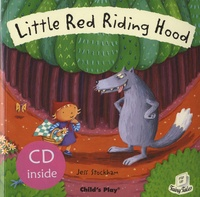 Jess Stockham - Little Red Riding Hood. 1 CD audio