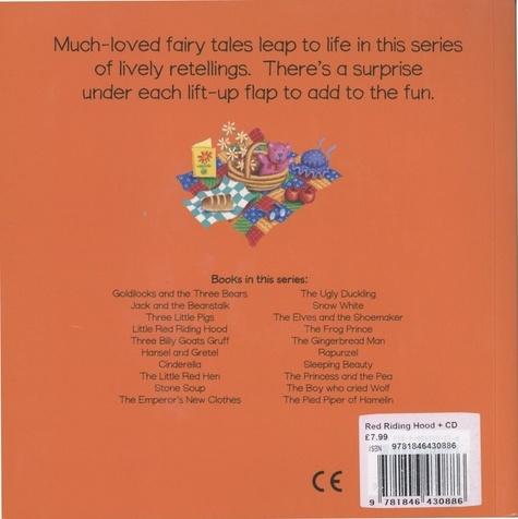 Little Red Riding Hood  avec 1 CD audio