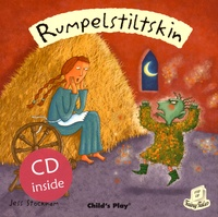 Jess Stockham - Rumpelstiltskin. 1 CD audio