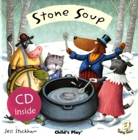 Jess Stockham - Stone Soup. 1 CD audio