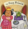 Jess Stockham - The Frog Prince. 1 CD audio