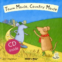 Jess Stockham - Town Mouse, Country Mouse. 1 CD audio