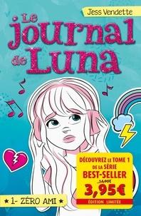 Histoiresdenlire.be Le journal de Luna Tome 1 Image