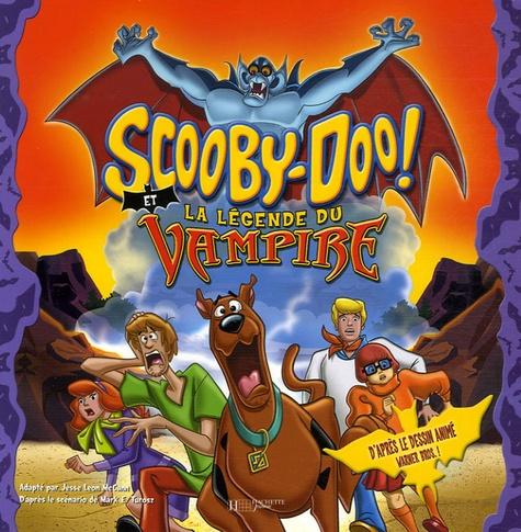 Jesse Leon McCann - Scooby-Doo ! Et la légende du vampire.