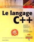 Jesse Liberty - Le langage C++.