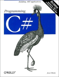Jesse Liberty - Programming C# - 3rd Edition.