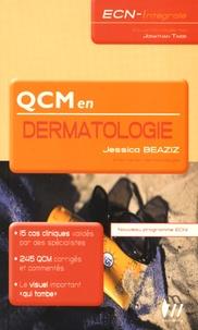 Jessica Beaziz - QCM en dermatologie.