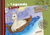 Jessica Biermann Grunstein - La légende du Lama - Contes de Bolivie.
