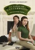 Jessica Burkhart - Le haras de Canterwood Tome 6 : Mensonge fatal.