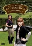 Jessica Burkhart - Le haras de Canterwood Tome 9 : Confidences.