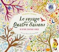 Jessica Courtney-Tickle - Le voyage des quatre saisons - Au rythme d'Antonio Vivaldi.
