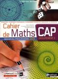Jessica Estevez-Brienne et Isabelle Delaunay - Cahier de maths CAP groupement 2 Spirales.