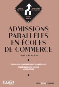 Jessica Gourdon - Admissions parallèles en écoles de commerce.