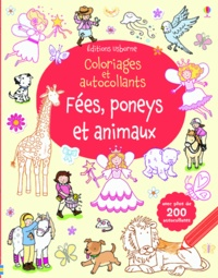 Jessica Greenwell et Kelly Cottrell - Fées, poneys et animaux.