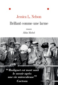 Jessica-L Nelson - Brillant comme une larme.