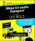 Jessica Langemeier et Susana Wald - L'espagnol Méga kit audio. 5 CD audio