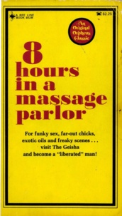 Jessica Lee - 8 Hours In A Massage Parlor.